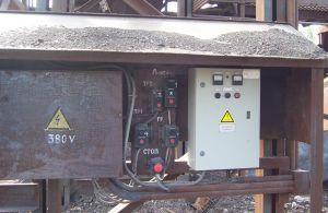 шкаф управления железоотделителем