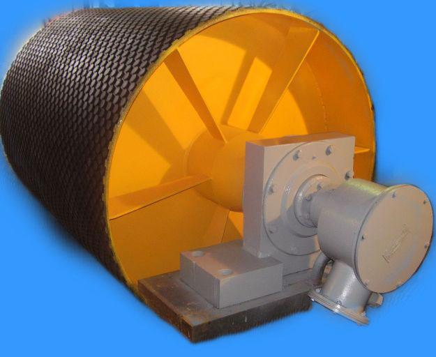 ЭШ шкивной электромагнитный железоотделитель